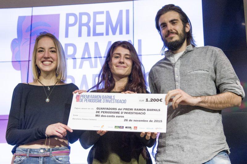 Premi Ramon Barnils 2015