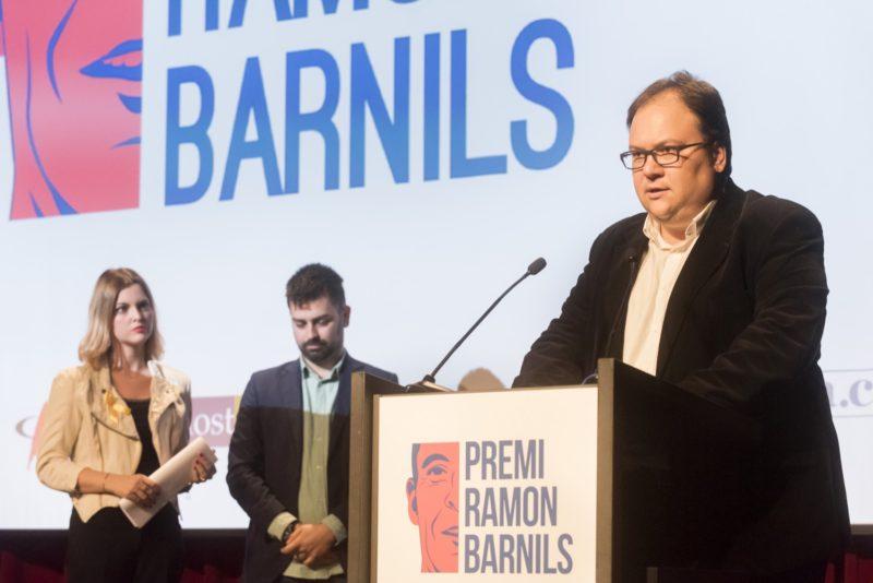 Premi Ramon Barnils 2017