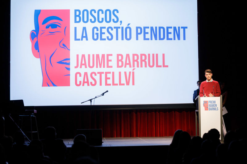Premi Ramon Barnils 2019