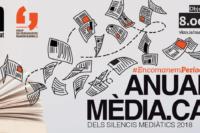 Campanya micromecenatge Anuari Mèdia.cat dels Silencis Mediàtics 2018
